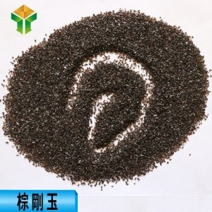 棕刚玉煅烧磨料微粉的生产方法