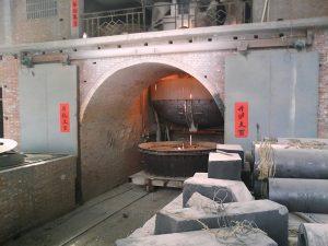 绿碳化硅-冶炼炉