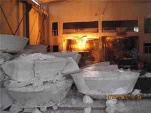碳化硅铸造行业应用