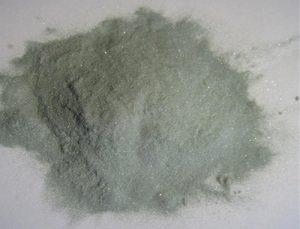 """碳化硅是""""环保""""型喷砂材料"""