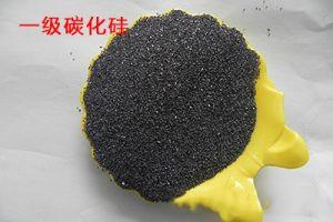 碳化硅磨料的用途