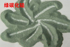 高纯度的绿碳化硅磨料是怎么生产的?
