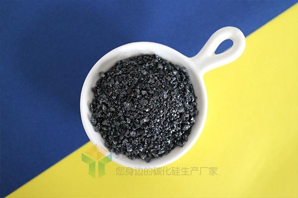 碳化硅微粉识别方法