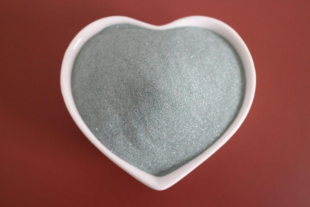 碳化硅微粉特点及在油井水泥中的应用