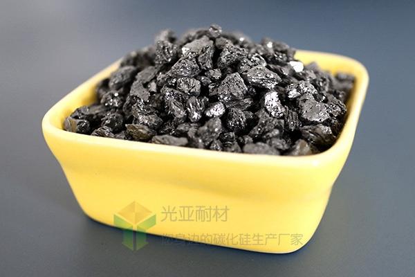 讲述碳化硅微粉保温及存放运输问题